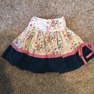 EUC Magpie and Mabel skirt